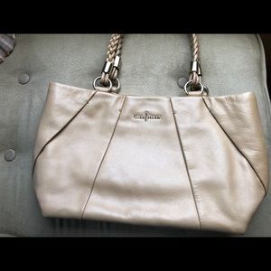 🌷 euc | Cole Haan | Adele Leather Small Tote